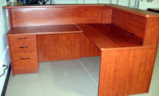 Used Reception Office Furniture In Ct